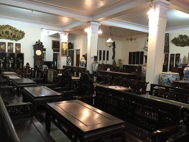 Cửa hàng đồ gỗ Nam Định - Nơi trưng bày nhiều dòng sản phẩm gỗ
