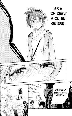 Review del manga Rent-a-Girlfriend Vol.4 y 5 de Reiji Miyajima - Editorial Ivrea