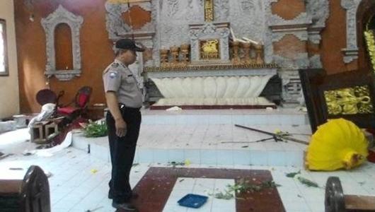 Mengamuk di Gereja Hingga Banting Istri, Abdi Tak Ditahan Polisi