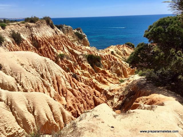 La ruta más bonita de senderismo en el Algarve
