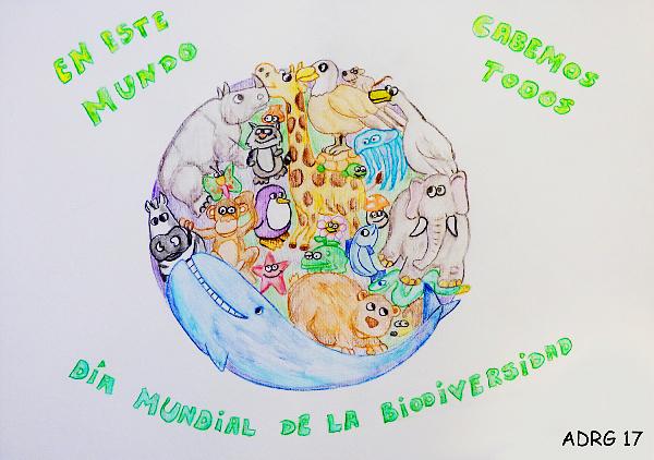 UN AMBIENTALISTA: Día Mundial De La Biodiversidad