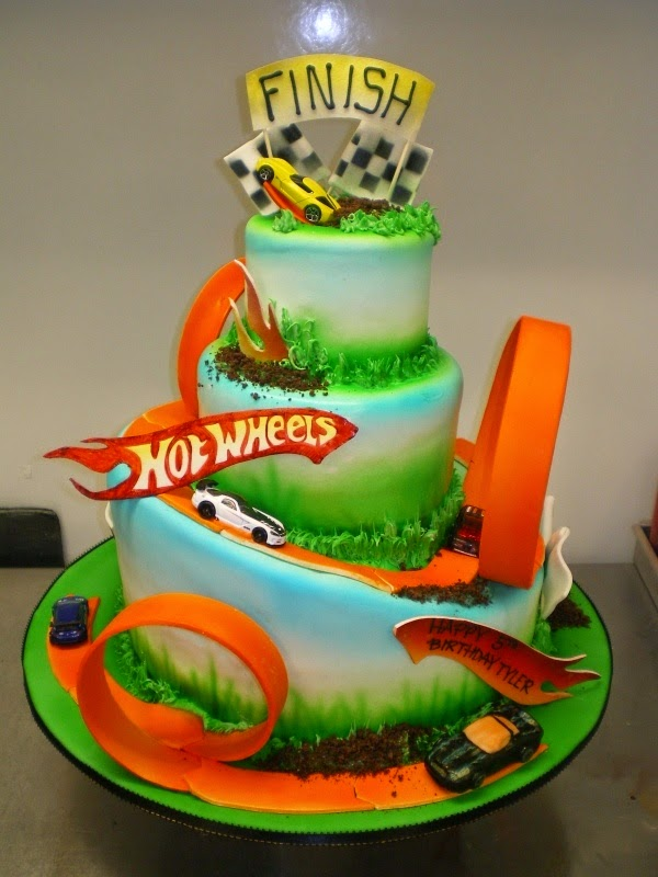 Hot Wheels Party Decorations