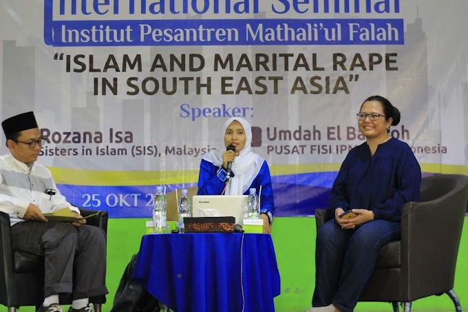 International Seminar Ipmafa: RUU PKS, Benarkah Islam Mengajarkan Sikap Misoginis?