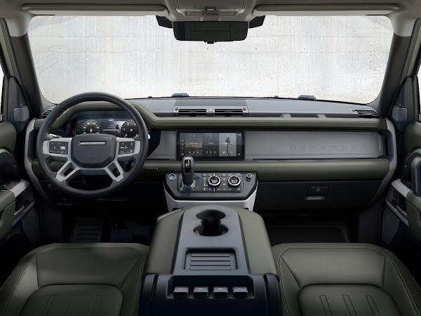Novo Land Rover Defender 90 chega ao Brasil - preço R$ 539.950