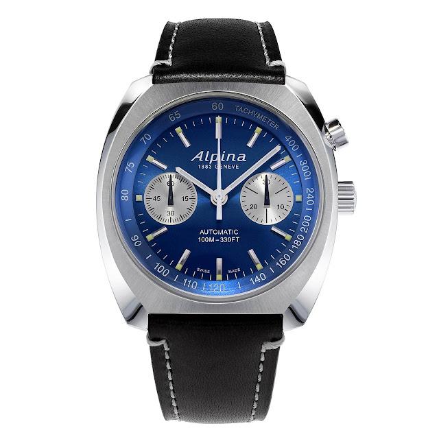 Alpina Startimer Pilot Heritage Chronograph AL-727LNN4H6