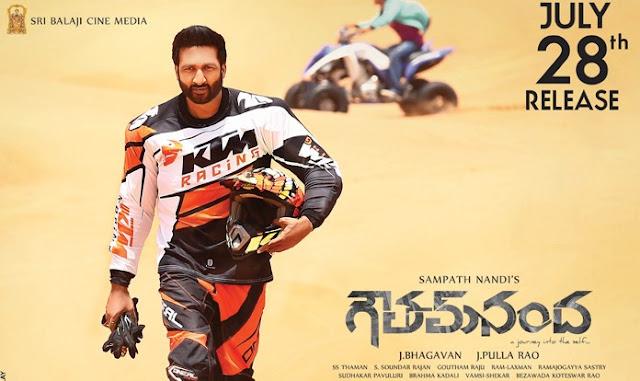 Goutham Nanda Movie Censor Review