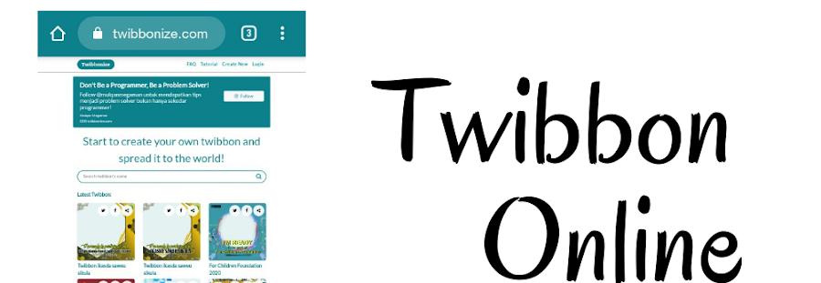 7 Cara Memasang Twibbon Online di Android atau Pc