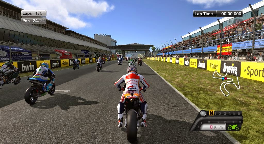 Download MotoGP 14 2014 Full Version Free Game | sofware and game download