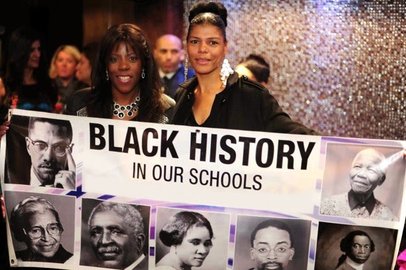 Black history should be blended throughout curriculum