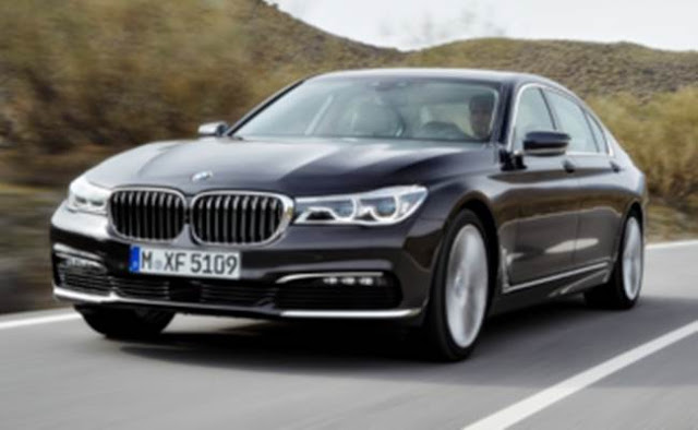 2017 New BMW 750d xDrive Review
