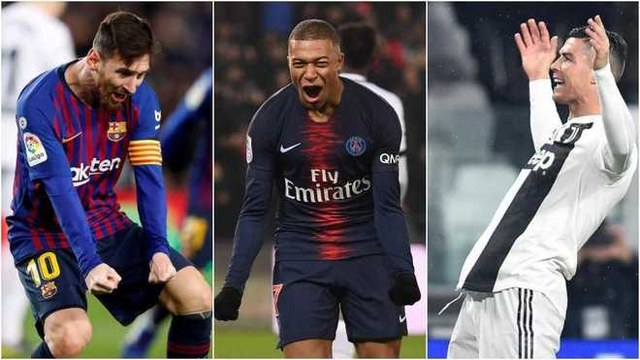 Mbappe will dominate the football world When Messi and Ronaldo end their careers:  Louis Saha