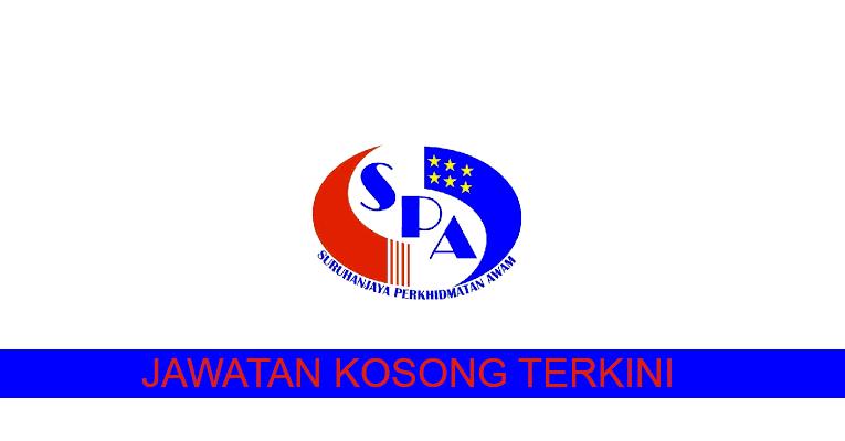 160 Kekosongan Terkini di Suruhanjaya Perkhidmatan Awam Malaysia (SPA)