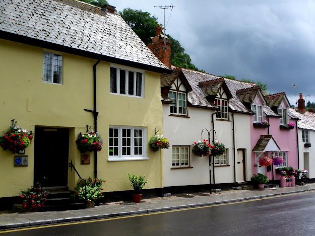 Dunster, England - Sincerely Loree