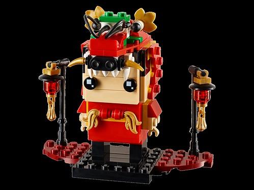 Bộ Sưu Tập LEGO seasonal đầu năm 2019