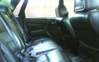 Jok Mobil Mitsubishi Eterna