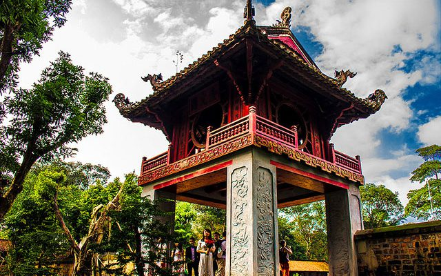 The destination of Hanoi visitors should not be missed