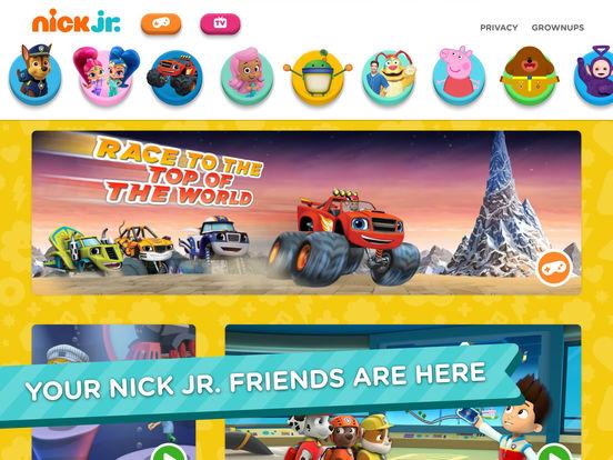 nick jr free preschool games nickalive nickelodeon uk to launch nick jr app during 412
