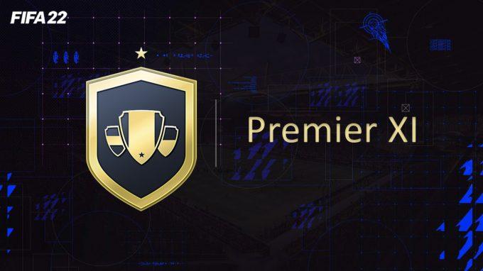 FIFA 22 Solution DCE Hybrid Leagues Premier XI