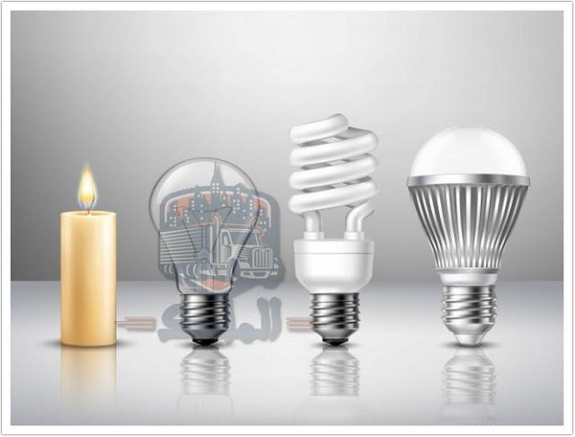 كيفية اختيار لمبة توفير الطاقة