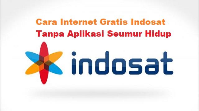 Cara Gratis Internet Gratis Indosat Tanpa Aplikasi