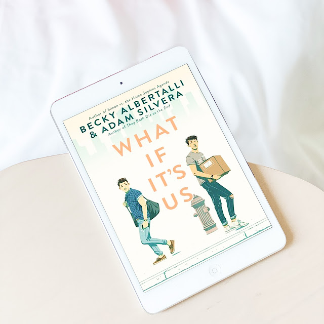 What If It's Us - Book Review - Incredible Opinions
