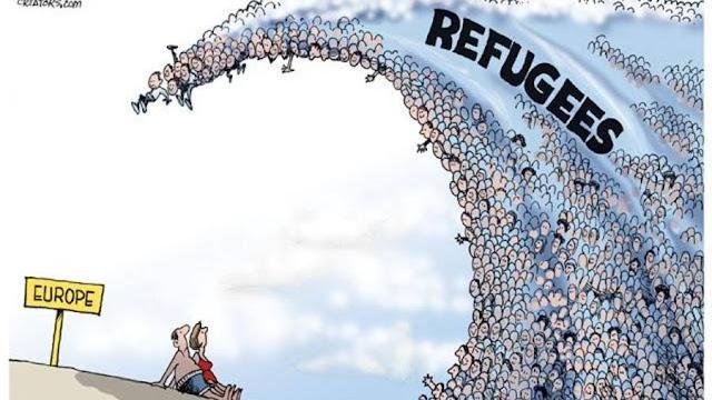 Η μεταναστευτική εισβολή