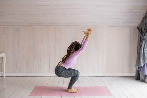 Evde Yağ Yakalım - Evde Egzersiz Önerileri