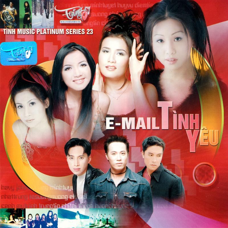 Tình Platinum CD023 - E-mail Tình Yêu (NRG)