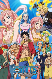 One Piece Legendado