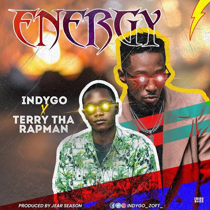 Indygo – Energy (Ft. Terry Tha Rapman)