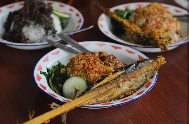 Sego Lombok Mbah Buyut Malang