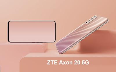 مواصفات زد تي اي اكسون 20 5 جي ZTE Axon 20 5G يُعرف أيضًا باسم ZTE A20 5G الاصدار: A2121