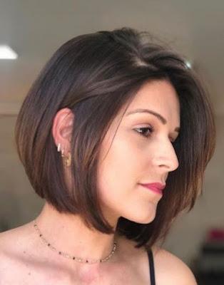clássico cabelo chanel
