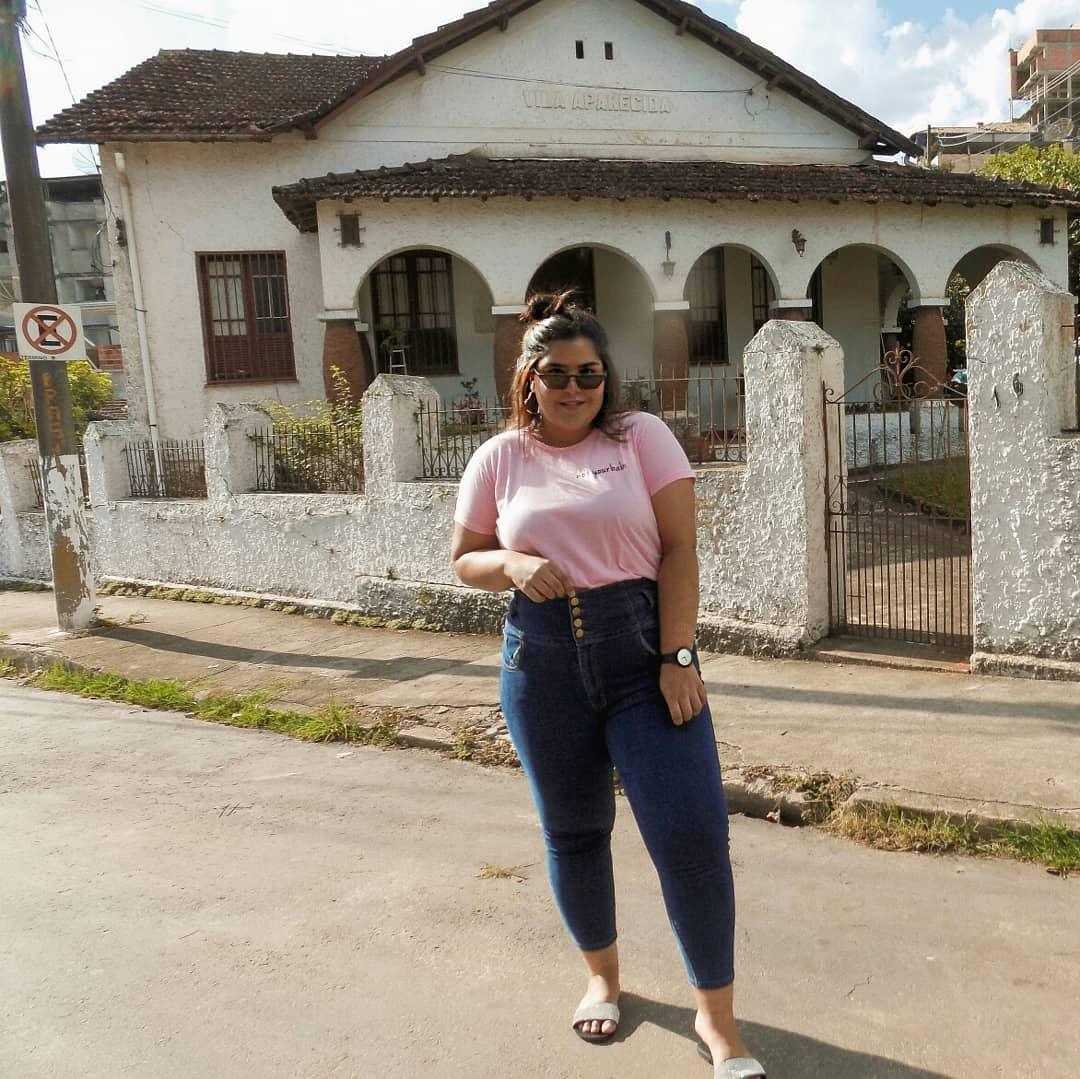 O melhor jeans da vida - SheIn | Thamy Almeida