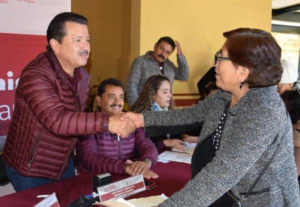 Con éxito, se reactivan audiencias públicas en Cholula