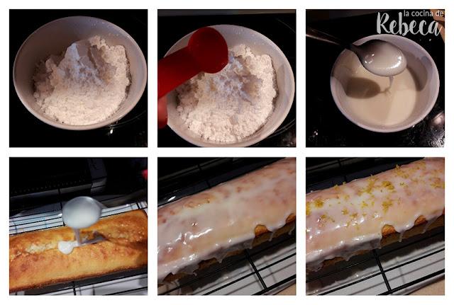Receta de bizcocho de limón (lemon cake) 05