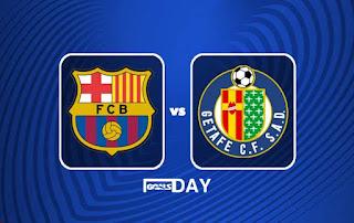 Barcelona vs Getafe – Highlights