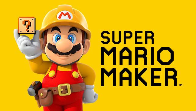 Super Mario Maker se tornou um game muito popular, já vendeu mais de 3,5 milhões de unidades em todo o mundo.