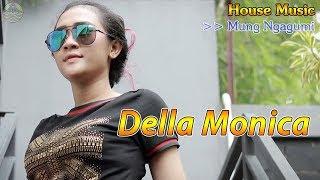 Lirik Lagu Mung Ngagumi - Della Monica