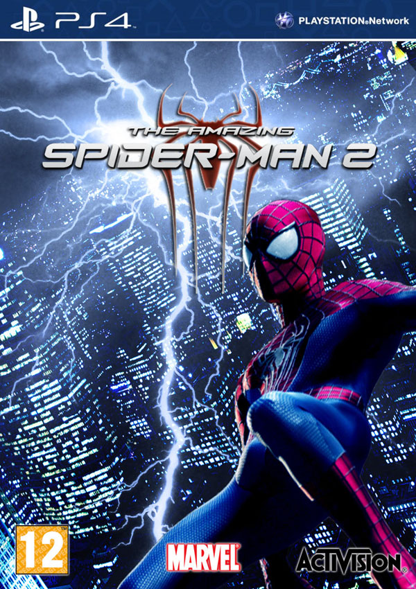 The Amazing Spiderman 2 Download Cover Free Game