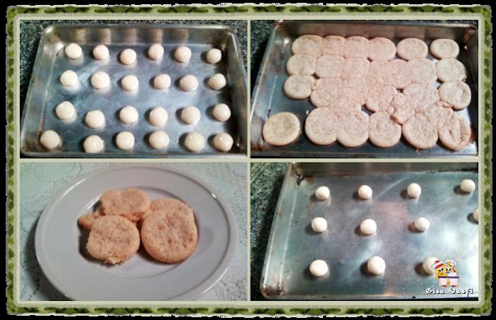 Biscoito de polvilho com leite condensado 4