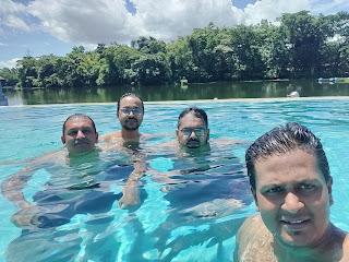 Rangauti Resort Swimming Pool