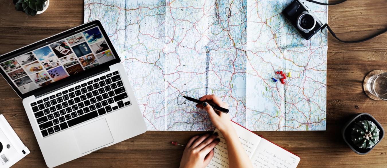 Pocztówki na Wakacjach - czyli planowanie podróży zagranicznej - część 1