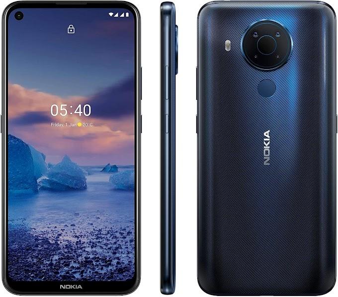 جوال Nokia 5.4 بسعر 749 ريال على امازون السعوديه