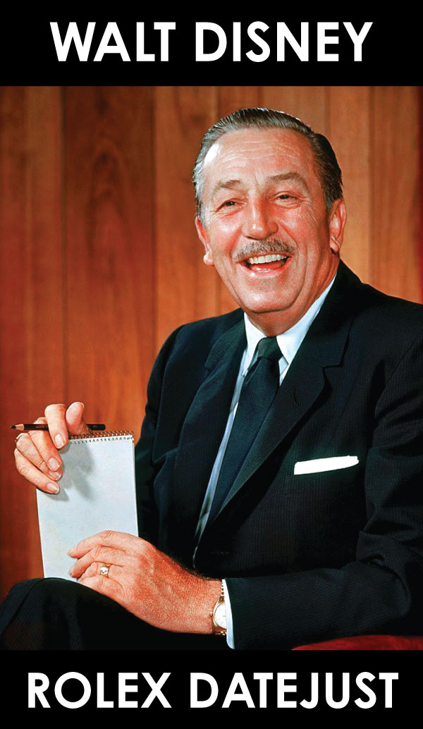 The Walt Disney Rolex Story