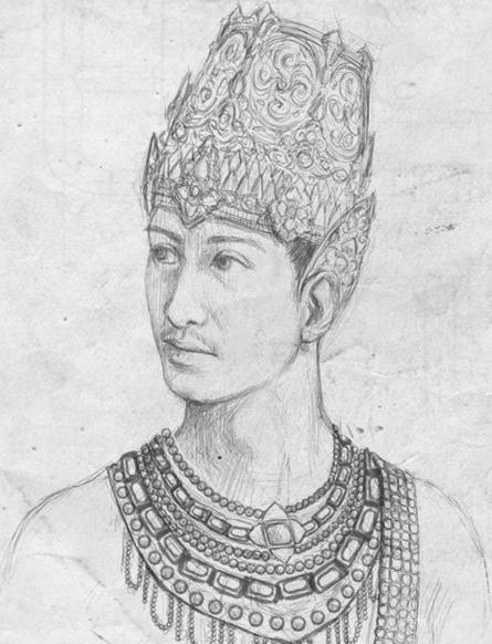 Mahkota Raja Majapahit Hayam Wuruk Ditemukan di Majalaya