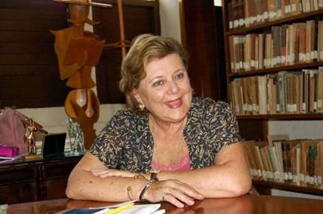 La Sra. Margarita  Díaz Rubio recibirá la Medalla Gonzalo Cámara Zavala