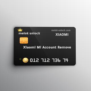 معرفه الخدمه الصحيحه Xiaomi Mi Account