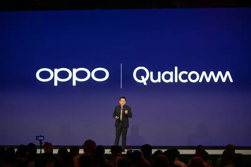 OPPO - Qualcomm Snapdragon Tech Summit