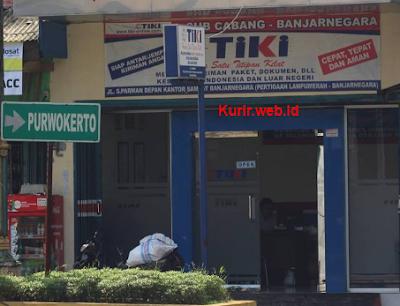 Alamat Agen TIKI Di Banjarnegara